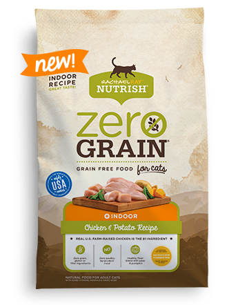 Zero Grain Chicken & Potato Recipe bag