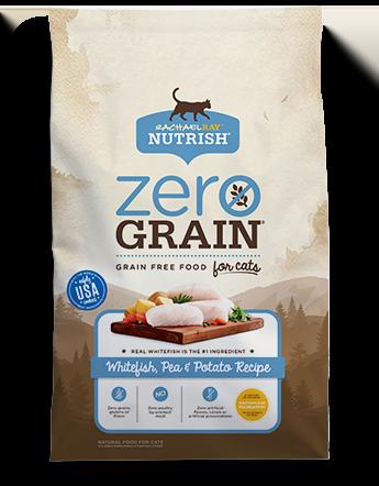 Zero Grain Whitefish, Pea & Potato Recipe