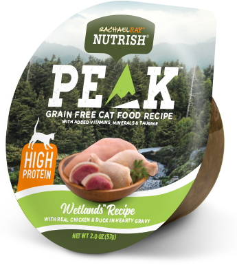 <p>PEAK Wetlands™ Recipe With Real Chicken &amp; Duck in Hearty Gravy</p> bag