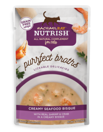 <p>Creamy Seafood Bisque</p> bag