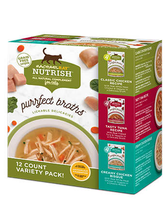 Purrfect Broths™ Variety Pack bag