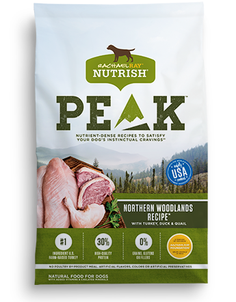 Northern Woodlands Recipe™ With Turkey, Duck & Quail bag