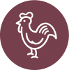 U.S. farm-raised chicken is the #1 ingredient.