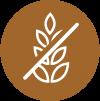 Zero grain, gluten or filler ingredients