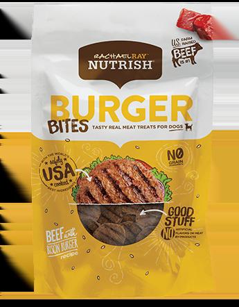 Burger Bites bag