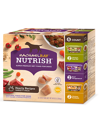 Hearty Recipes Variety Pack