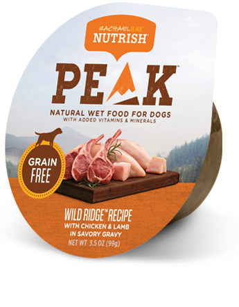 Wild Ridge Recipe™ With Chicken & Lamb in Savory Gravy