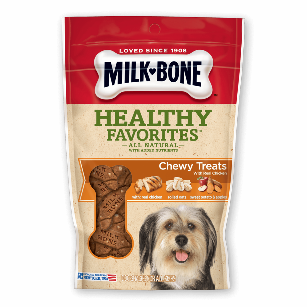 Healthy Favorites® | Natural Chewy Treats with Real
