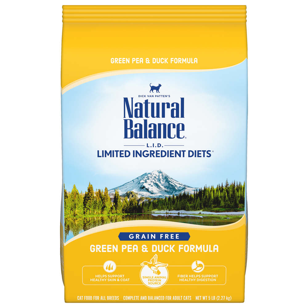 Natural Balance Dog Food Coupons >> Limited Ingredient Diets Green Pea Duck Formula Natural