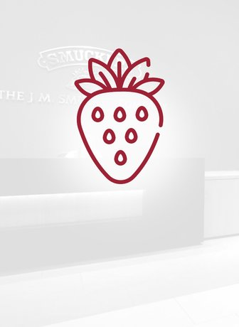 Investors - Red Strawberry Icon