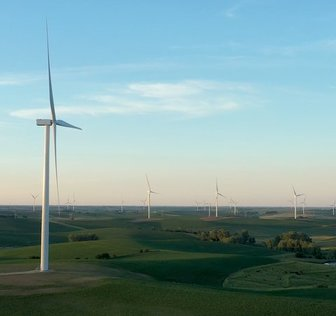 Smucker Sustainability Milestone: Plum Creek Wind Farm Begins Commercial Operation