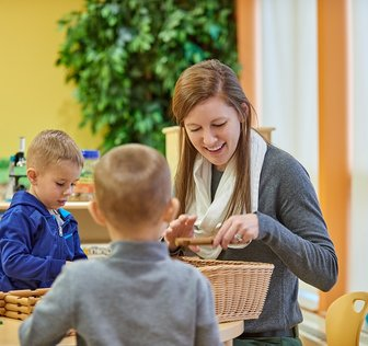 Offering Parents Peace of Mind While Nurturing the Curious Minds of Their Children
