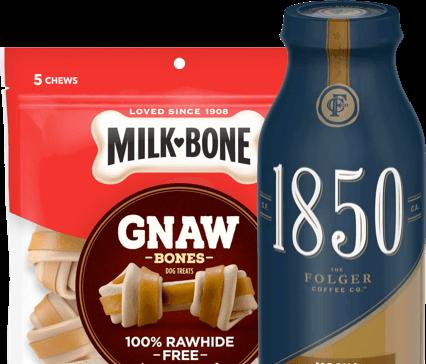 Milk Bone and 1850