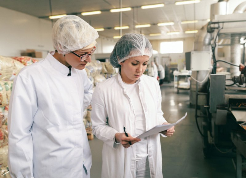 manufacturing - quality process