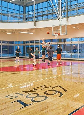 Smucker Basketball Gym