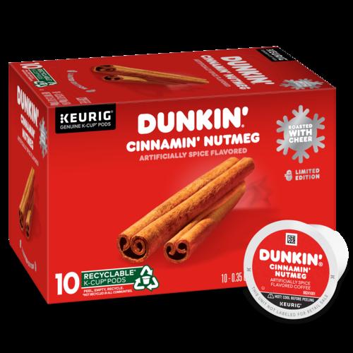 Cinnamin' Nutmeg K-Cup® Pods