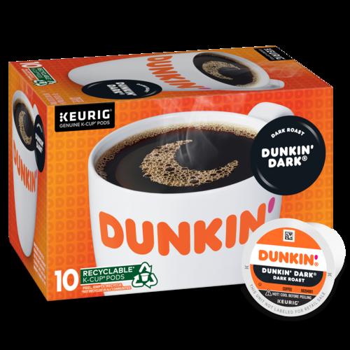 Dunkin' Dark®K‑Cup® Pods