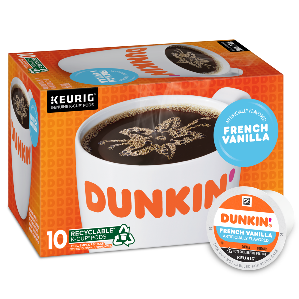 French Vanilla Flavored K‑Cup® Pods