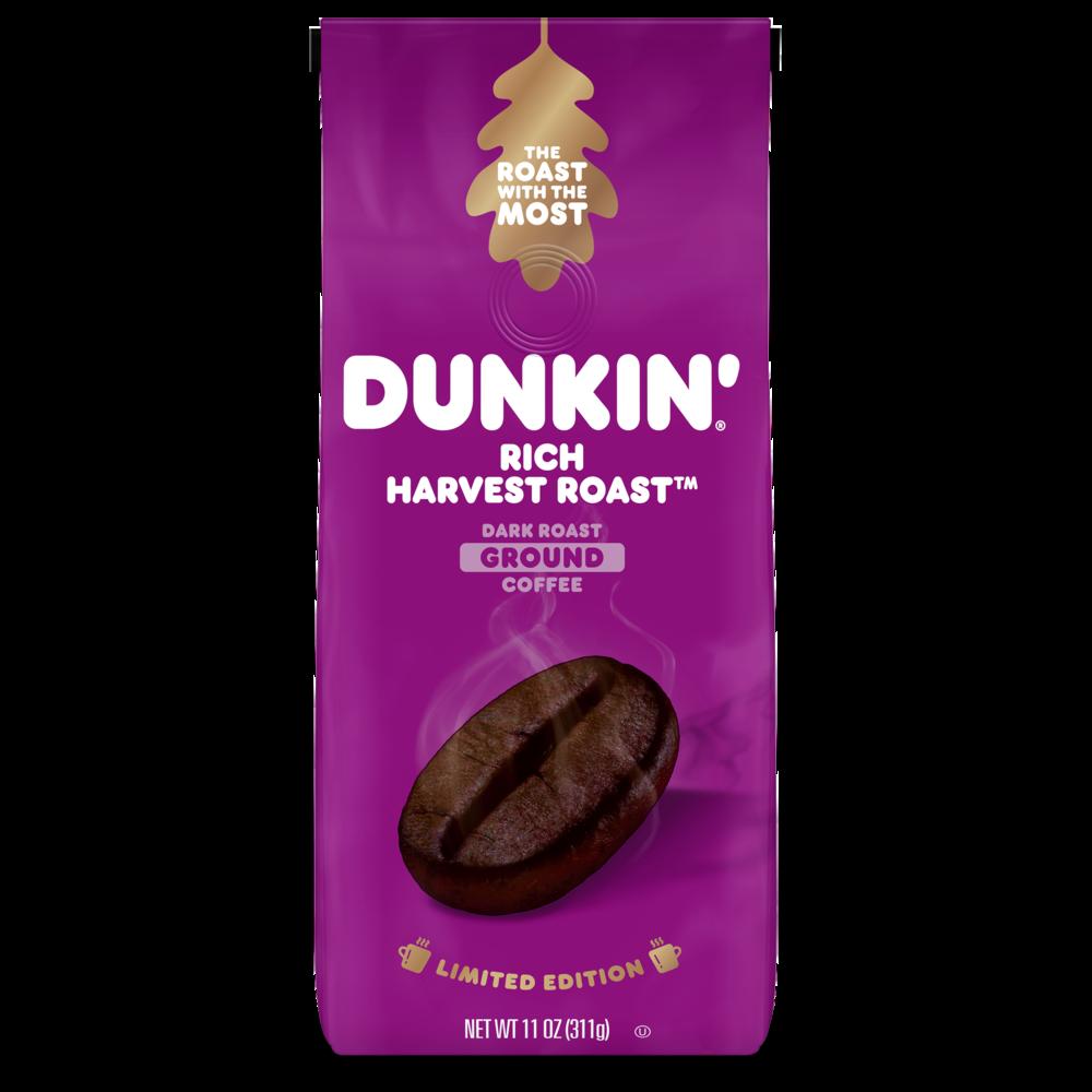 Rich Harvest Roast™Ground Coffee