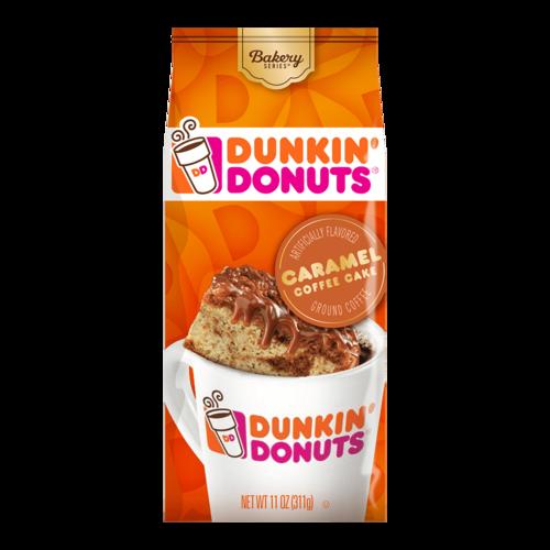 Bakery Series® Caramel Coffee Cake Coffee