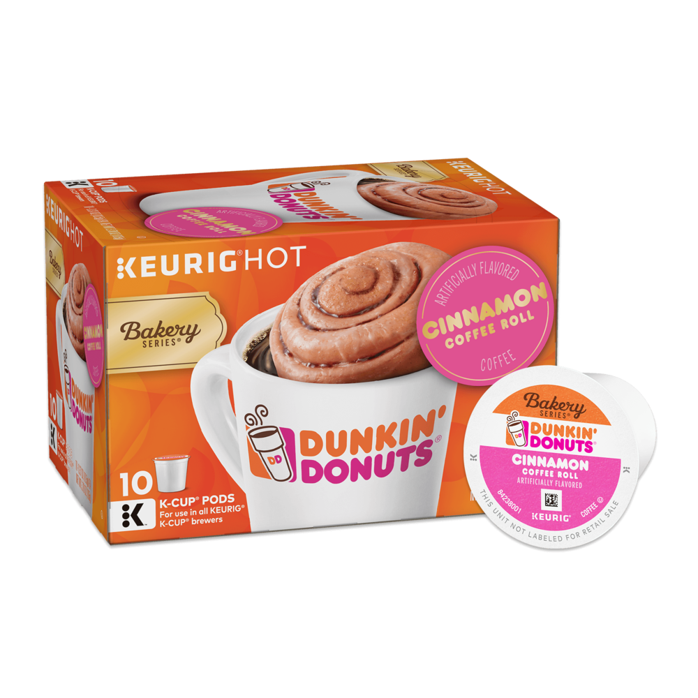 Bakery Series® Cinnamon Coffee Roll K-Cup® Pods