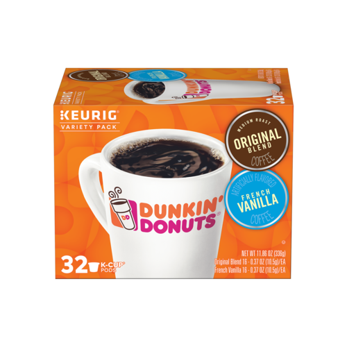 Original Blend & French Vanilla Flavored K‑Cup® Pods Variety Pack