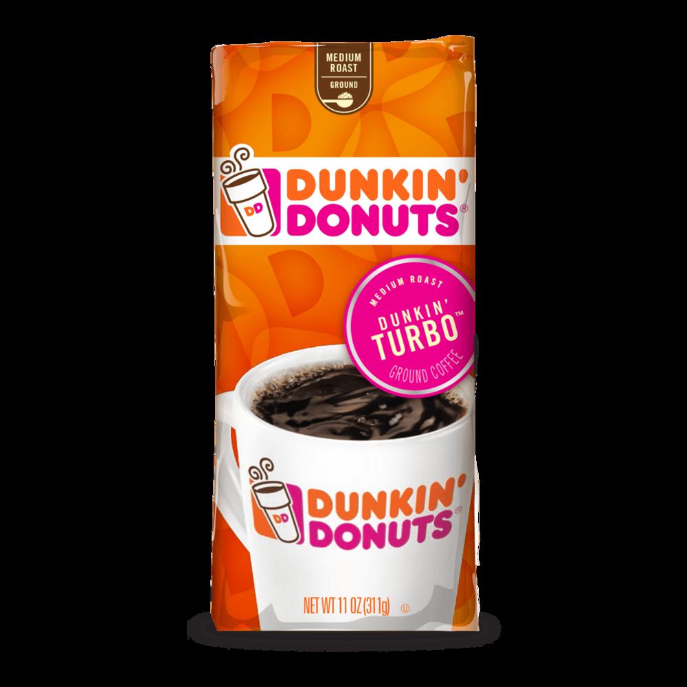 Dunkin' Turbo® Coffee