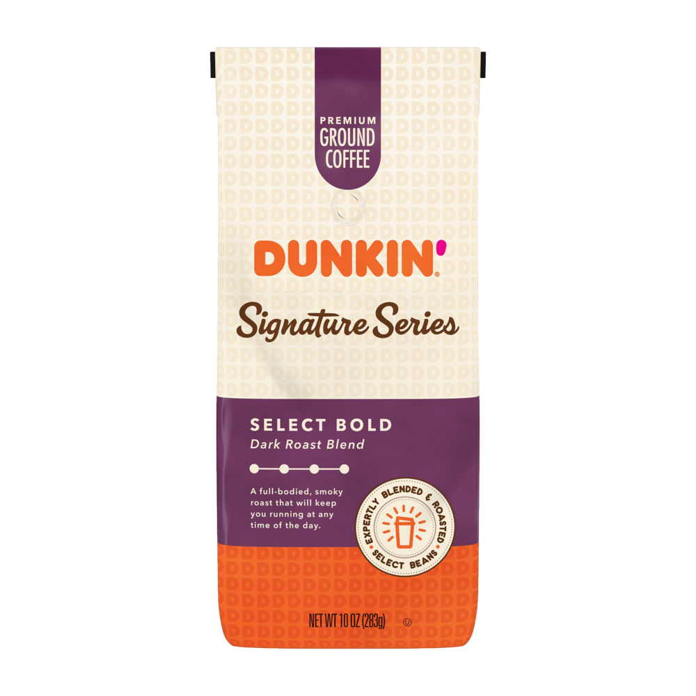 Dunkin'® Signature Series: Select Bold Coffee