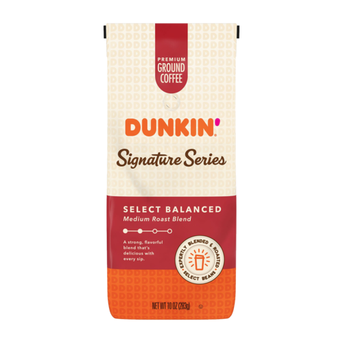Dunkin'® Signature Series: Select Balanced Coffee