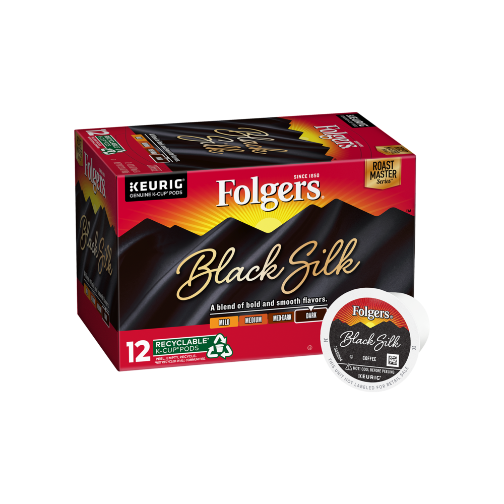 Black Silk K-Cup® Pods
