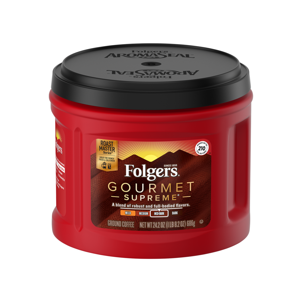 Gourmet Supreme Coffee