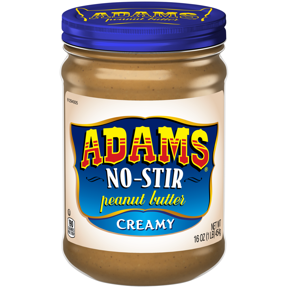 No-Stir Creamy Peanut Butter