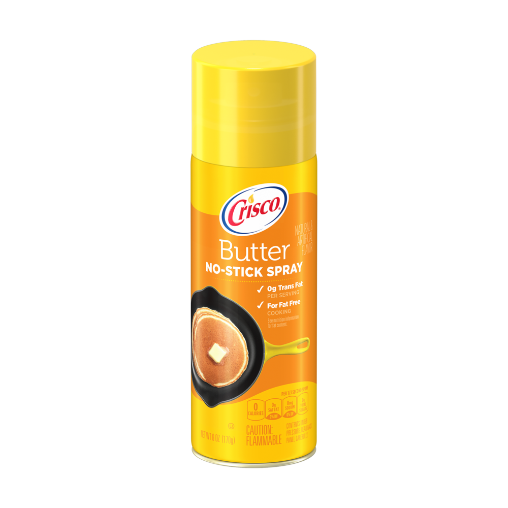 Butter No-Stick Cooking Spray