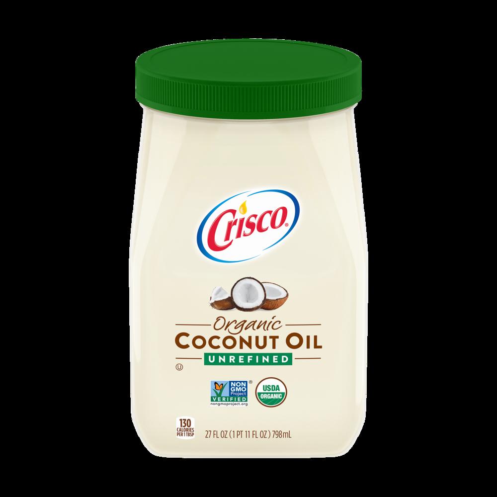 Unrefined Organic Coconut Oil