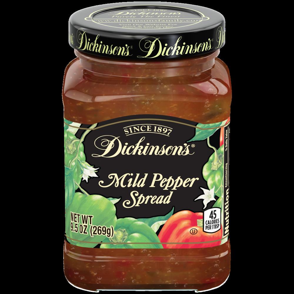 Mild Pepper Spread