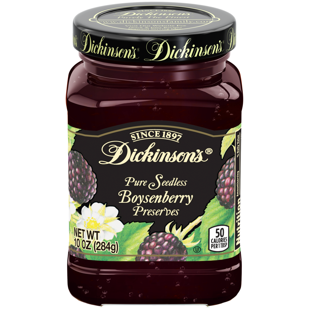 Seedless Boysenberry Preserves
