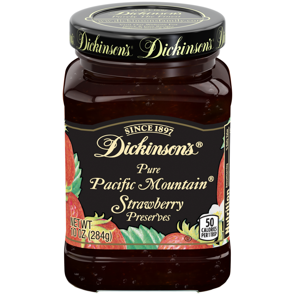 Pacific Mountain® Strawberry Preserves