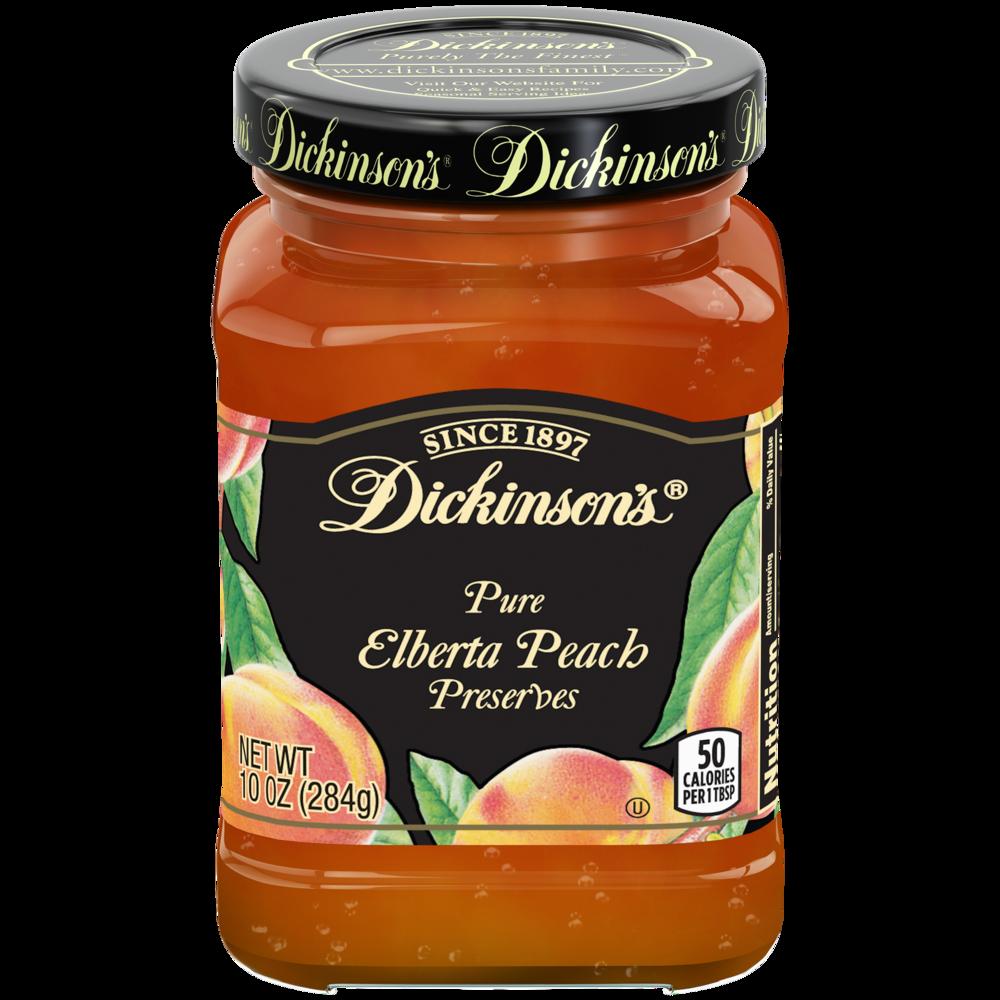 Elberta Peach Preserves