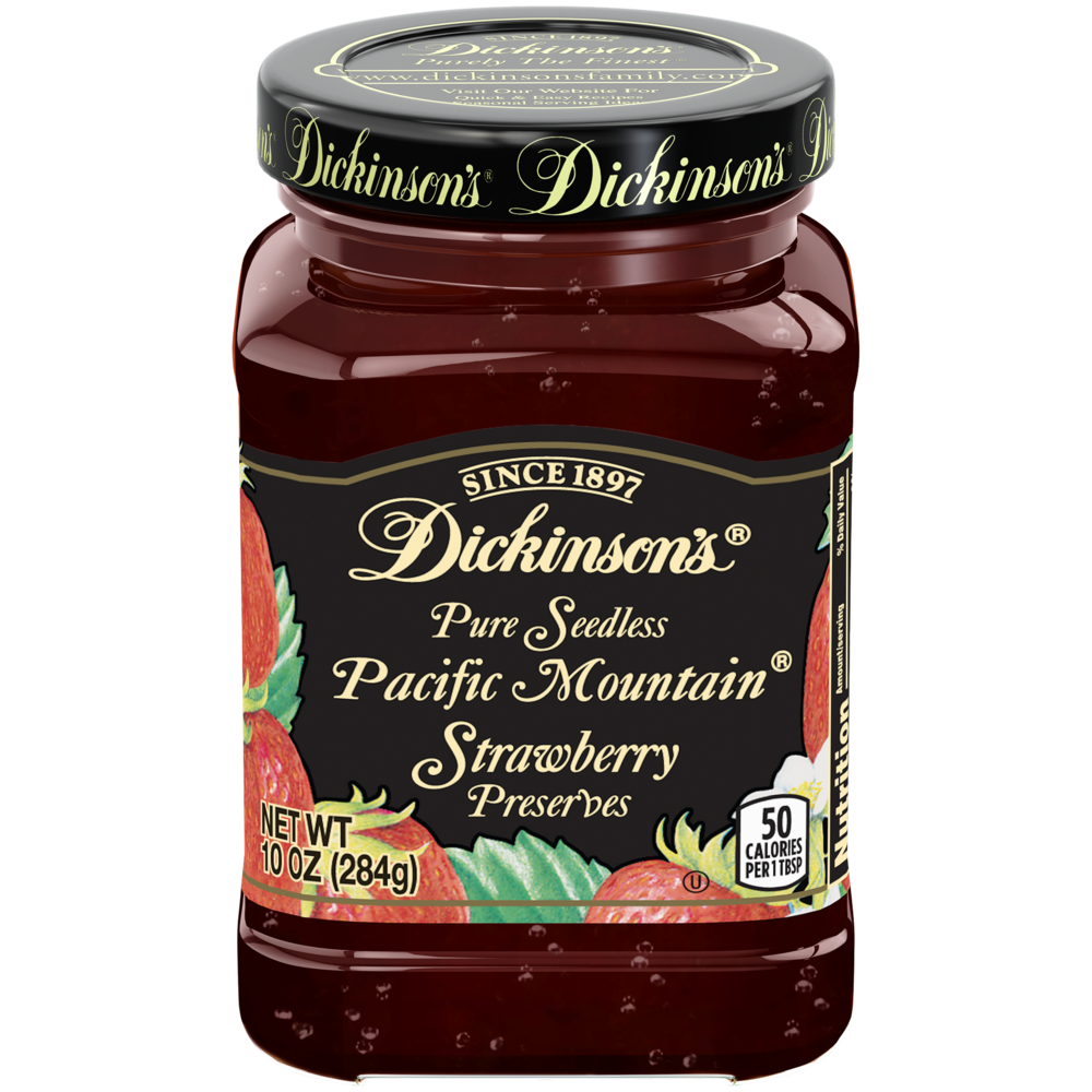 Seedless Pacific Mountain® Strawberry Preserves