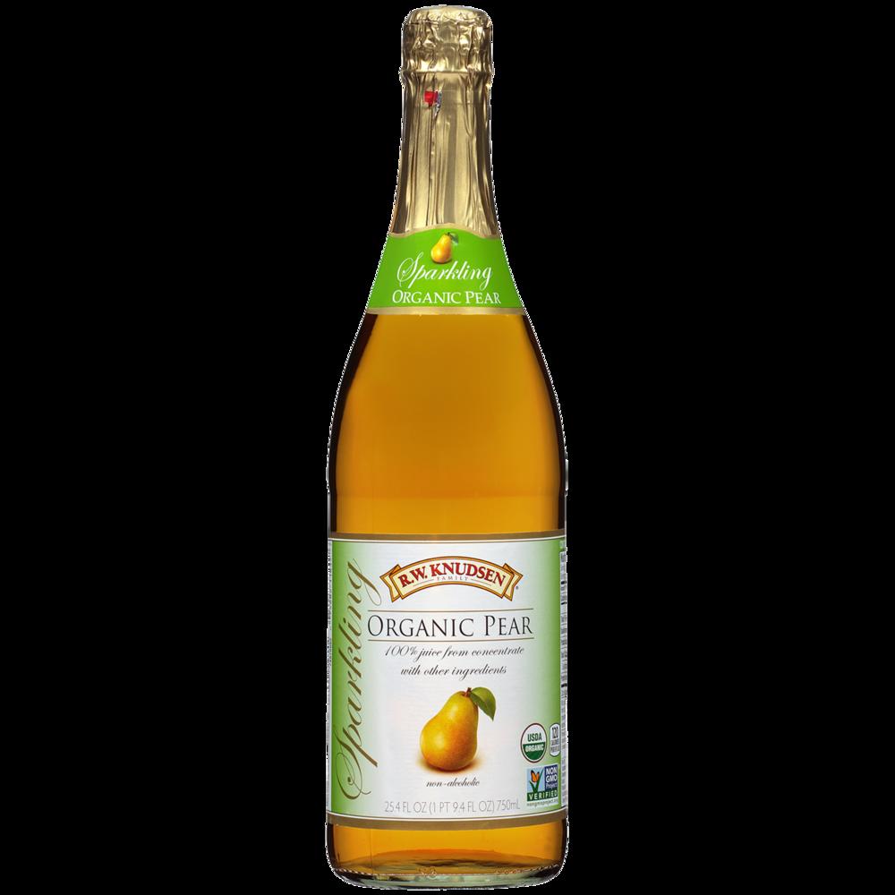 Sparkling Organic Pear