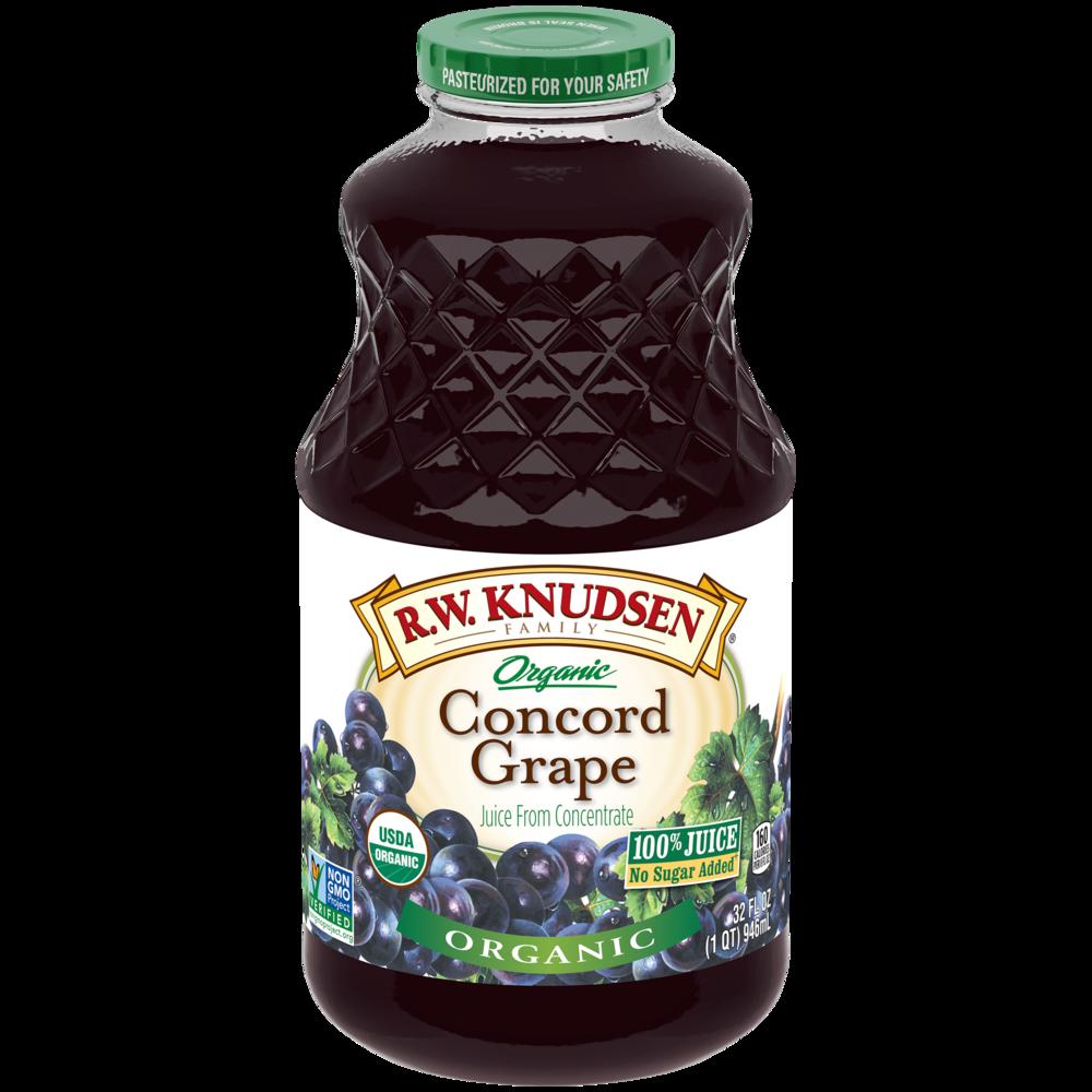 Organic Concord Grape