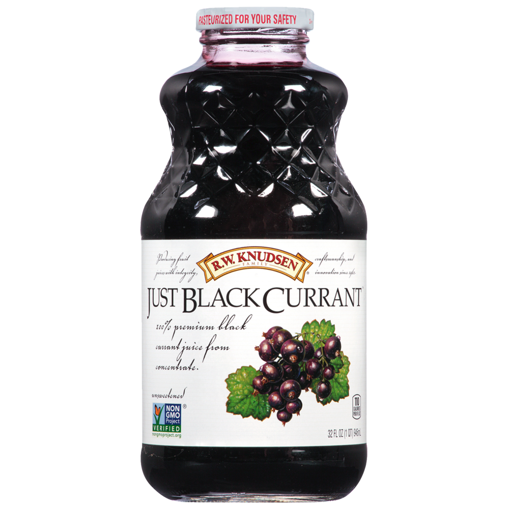 Just Black Currant® Juice