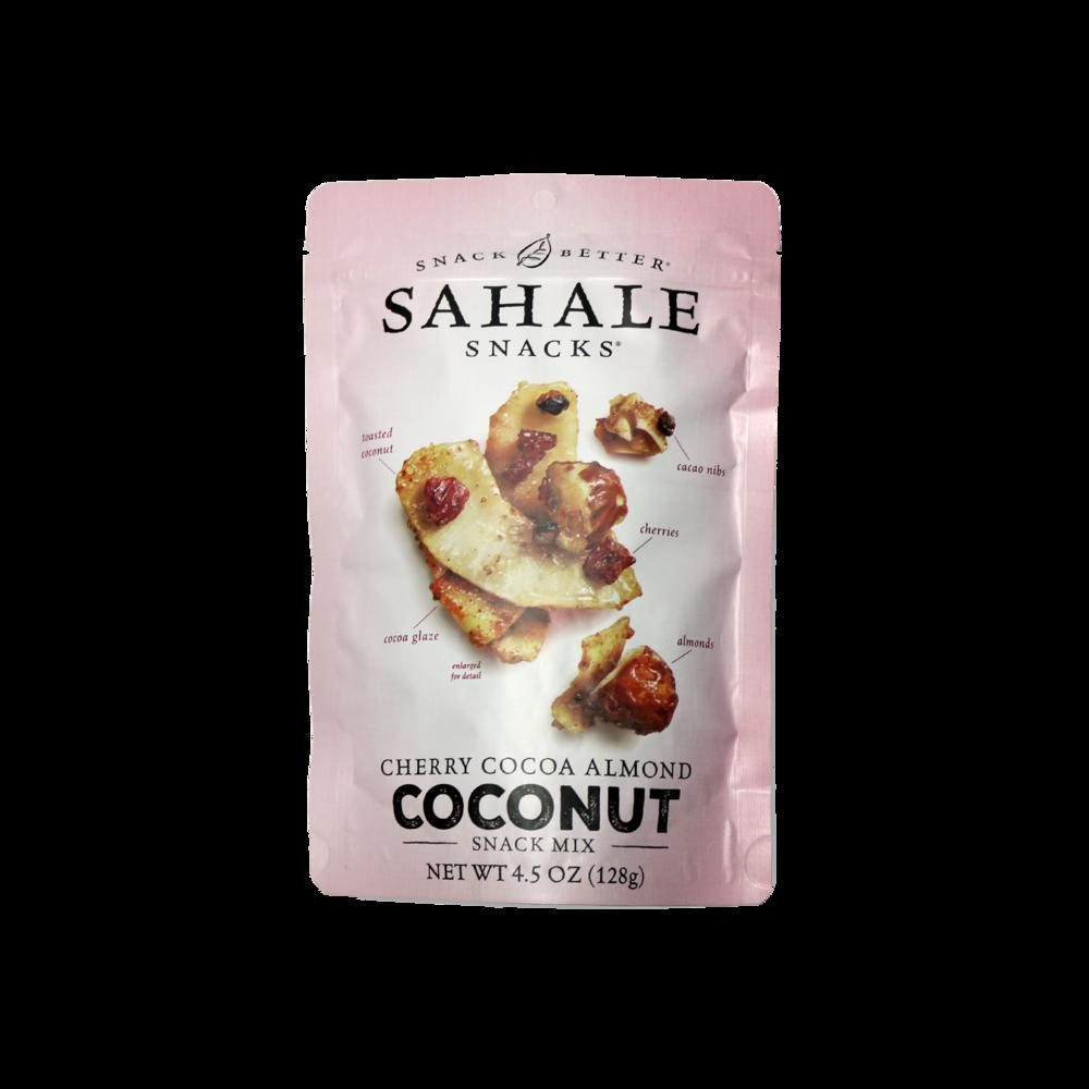 Cherry Cocoa AlmondCoconut Snack Mix