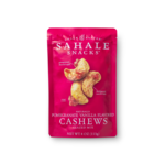 Naturally Pomegranate Vanilla Flavored Cashews Glazed Mix