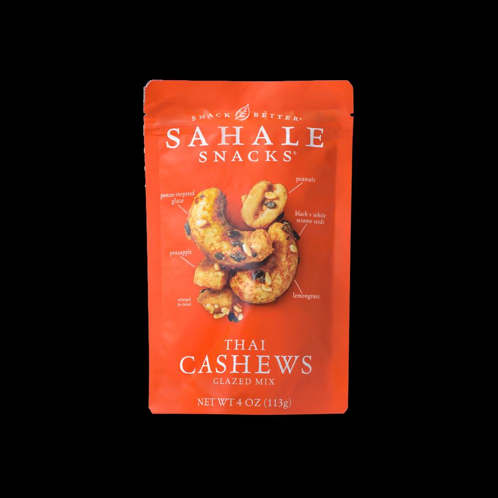 Thai CashewsGlazed Mix