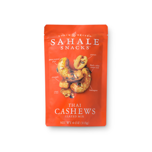 Thai Cashews Glazed Mix