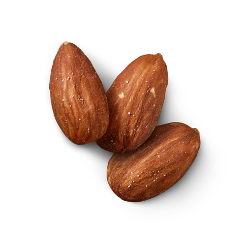 Dry RoastedCalifornia Almonds
