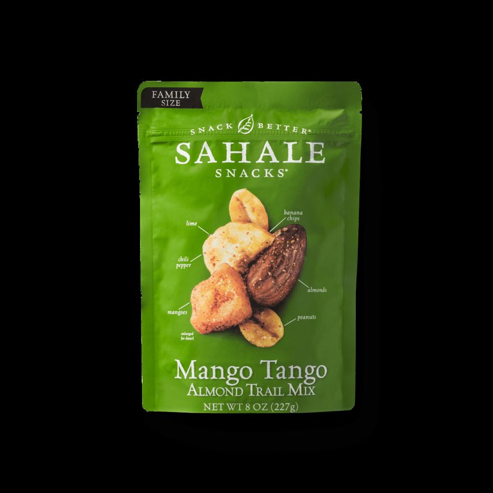 Mango Tango Almond Trail Mix