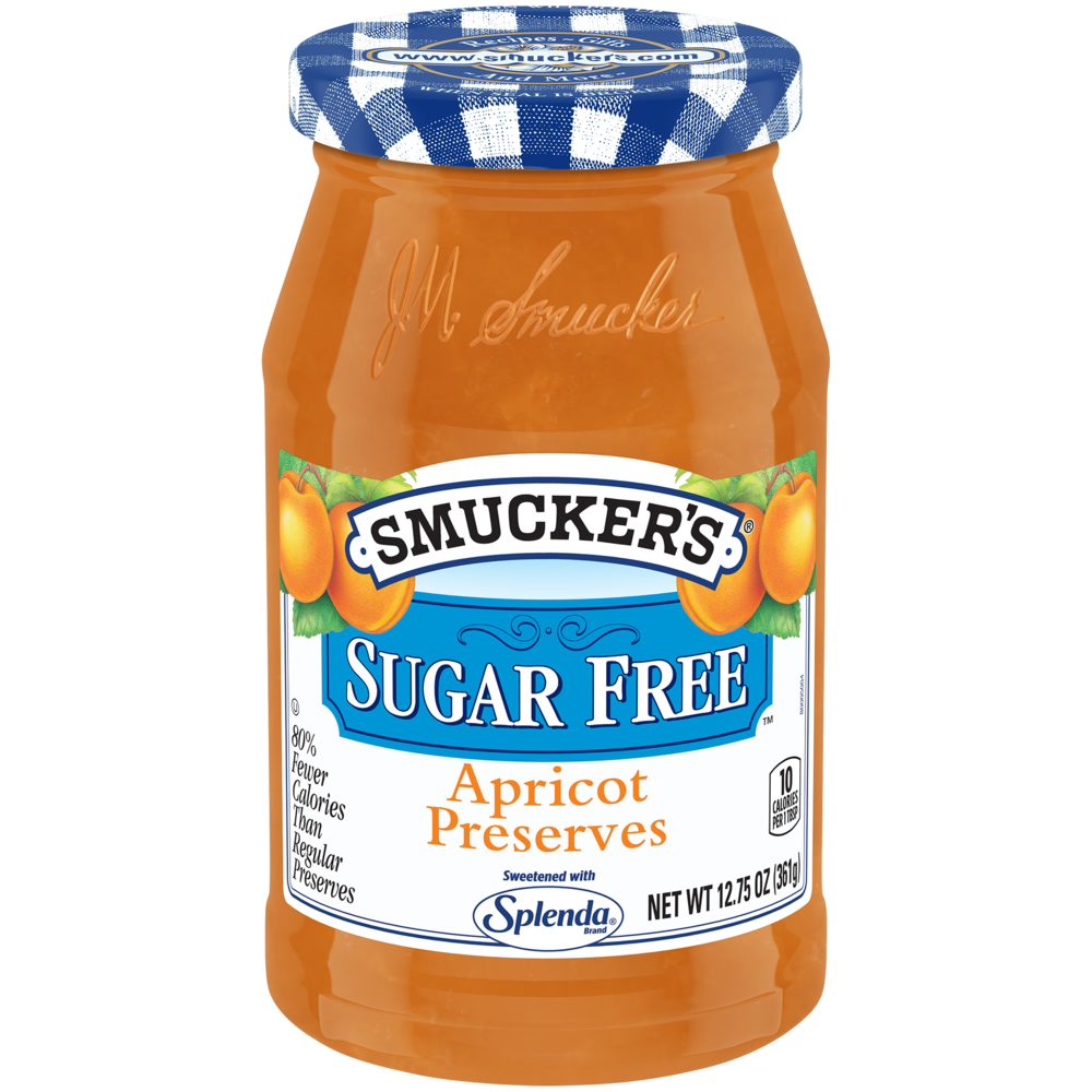 Sugar Free Apricot Preserves with Splenda