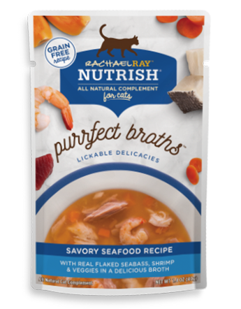 Savory Seafood Purrfect Broths